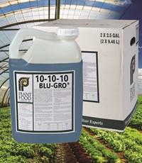 10-10-10 Blu-Gro Liquid Fertilizer | Plant Food Company | Plant Food